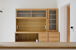 キッチンボード / 食器棚