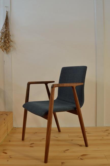 宮崎椅子製作所GINAウォールナット