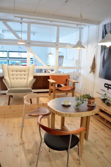 ベアチェア デンマーク家具展