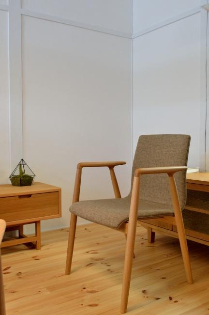 宮崎椅子製作所GINAチェア