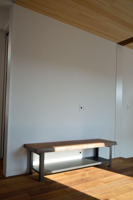 一枚板テレビボード