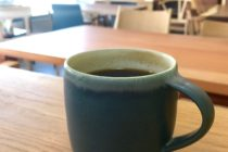 家具屋とコーヒー