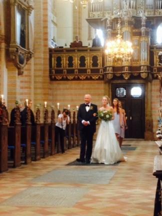 デンマーク結婚式