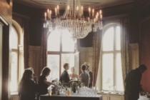 デンマークのウェディングパーティー