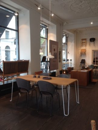 デンマーク家具のフレデリシア社