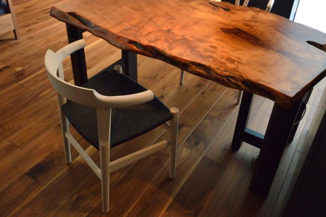 ハンスウェグナーの椅子