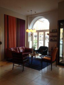デンマークホテルアレクサンドラ