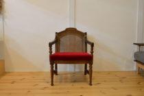 コスガ椅子の張り替え修理