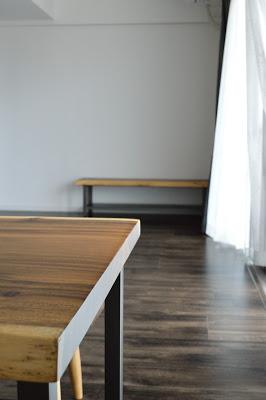 モンキーポッド一枚板のテレビボード