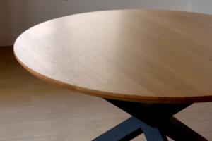オーダーメイド丸テーブル