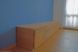 長いテレビボード